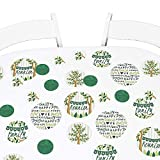 Big Dot of Happiness Family Tree Reunion - Family Gathering Party Giant Circle Confetti - Party Decorations - Large Confetti 27 Count