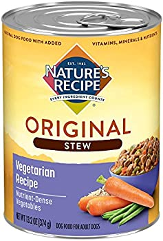 12-Pack Nature's Recipe Healthy Skin Wet Dog Food
