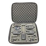 CarpOn® Drahtloser Funk Bissanzeiger + Swinger Set mit Antidiebstahl Funktion 1:1 Transportkoffer 200m (3 Angeln Bissalarm+1 Empfänger + 3 Swinger)