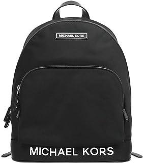 حقيبة ظهر كبيرة من النايلون الرياضي للنساء من Michael Kors ، أسود (مقاس واحد)