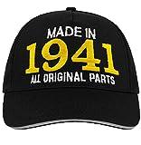 Bombo Cappello per Compleanno 80 Anni