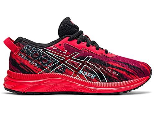 ASICS Kid's Gel-Noosa TRI 13 GS Running Shoes, 6.5, Burgundy/Clear Blue