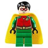 LEGO DC Comics Super Heroes Classic ROBIN Minifigure - Dividido desde 10753