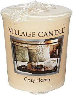 Cozy Home Votives by Village Candles