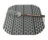"""GrillGrate for The Big Green Egg XL, 26.75"""" Weber Kettle & Summit Charcoal"""