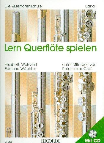 Lern Querfloete Spielen 1. Flöte