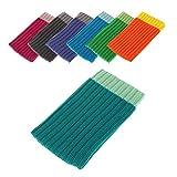 BRALEXX Universal Textil Socke passend für Allview E4, Hellblau