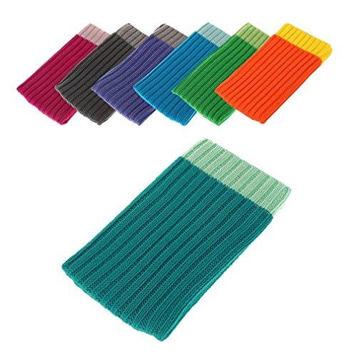 BRALEXX 3444_#19 Textil Socke für Hisense U988 hellblau