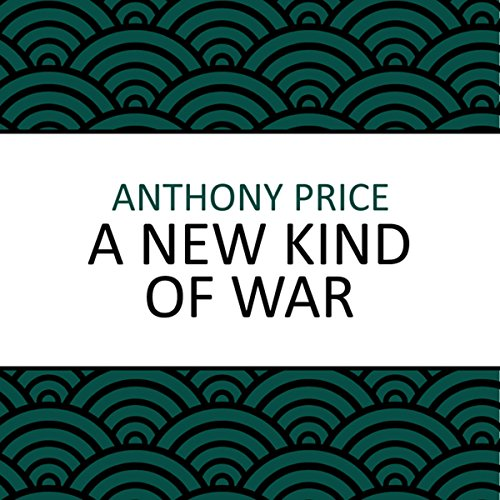 A New Kind of War audiobook cover art
