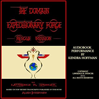 The Domain Expeditionary Force Rescue Mission audiobook cover art