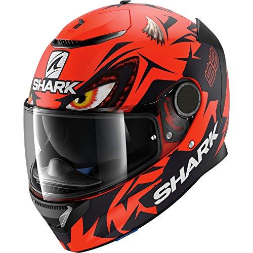 Shark Casco de moto SPARTAN REPLICA LORENZO GP MAT AKA,