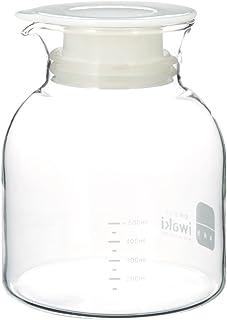 iwaki(イワキ) 耐熱ガラス 保存容器 レンジで作るフルーツサワー 1L KT7314-W
