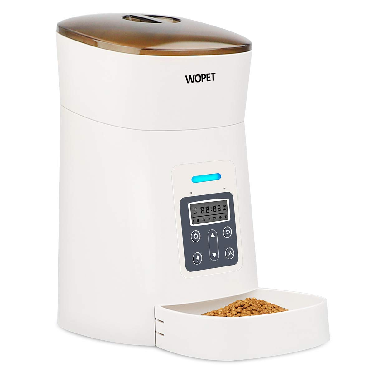 WOPET Automatic Dispenser Distribution Programmable