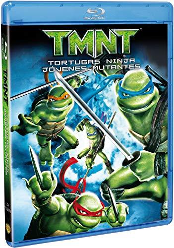 Tmnt: Tortugas Ninja Jovenes Mutantes Blu-Ray [Blu-ray]