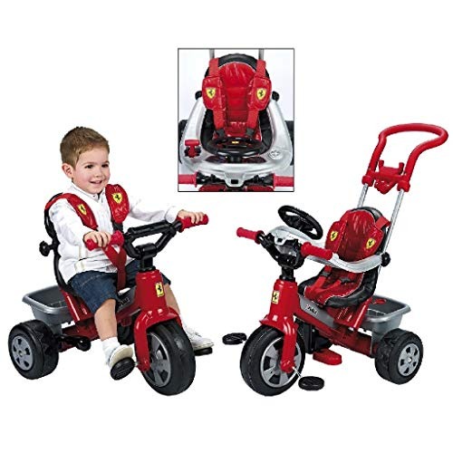 Famosa 800005840 Triciclo Ferrari Trike