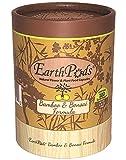 EarthPods Premium Bamboo + Bonsai Plant Food – Easy Organic...