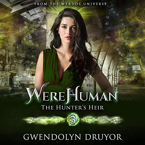 Couverture de WereHuman 3: The Hunter's Heir
