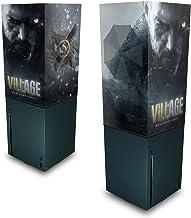 Capa Anti Poeira Xbox Series X - Resident Evil Village