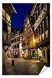 Postereck - Poster 2795 - Strassburg, Frankreich Gasse