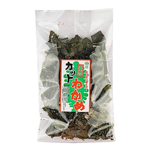 男鹿 ぜん吉 秋田県産 国産 天然 乾燥 カットわかめ ワカメ 海藻 海草 鍋物 味噌汁 30g 1袋