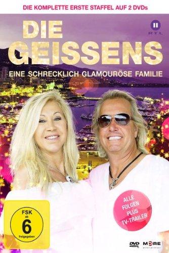 Die Geissens - Eine schrecklich glamouröse Familie: Staffel 1 (2 DVDs)