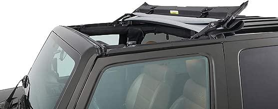 Bestop 52450-35 Black Diamond Sunrider for Hardtop for 2007-2018 2-Door and Unlimited