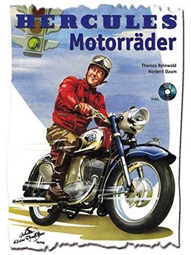 Hercules Motorräder: Incl. DVD mit 2 Filmen