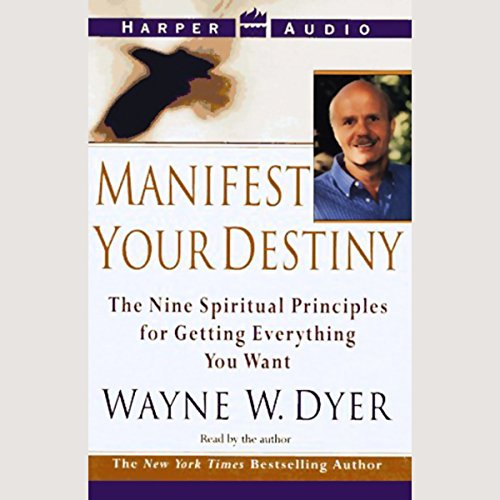 Manifest Your Destiny audiobook cover art