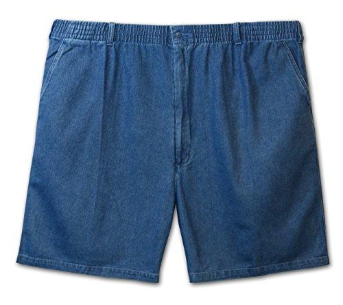 Lord Daniel LD Sport Big Man Fully Elastic Five Pocket Denim Short