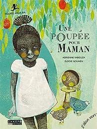 Une poupée pour maman : Poupée Akua-ba par Elodie Nouhen