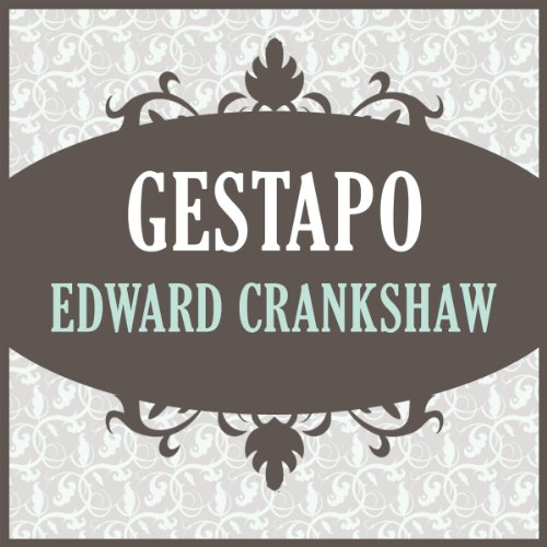 Gestapo cover art