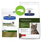 Hill 's Prescription Diet Feline - Metabolic Advanced Gewicht Lösung 8 kg