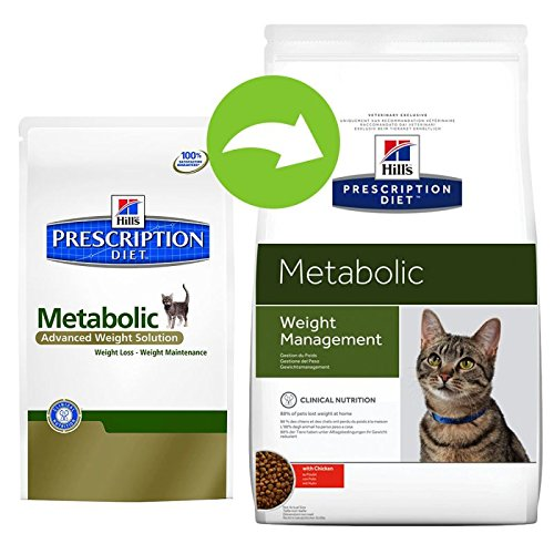 Hill 's Prescription Diet Feline - Metabolic Advanced Gewicht Lösung 8 kg