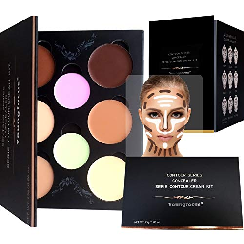 (50% OFF Coupon) Cream Contour & Highlighting Palette $10.00