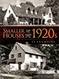 Smaller Houses of the 1920s: 55 Examples (Dover Architecture)