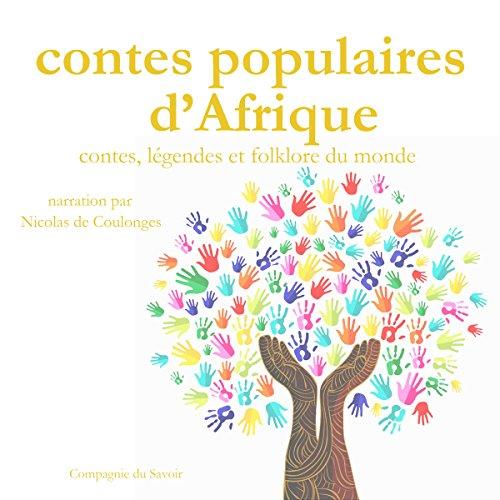 Couverture de Contes populaires d'Afrique