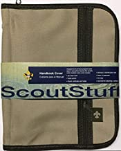 Scout Handbook Cover & Field Book Cover