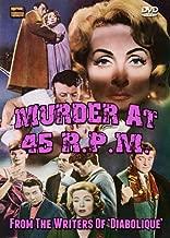 Murder At 45 R.P.M. Meurtre En 45 Tours
