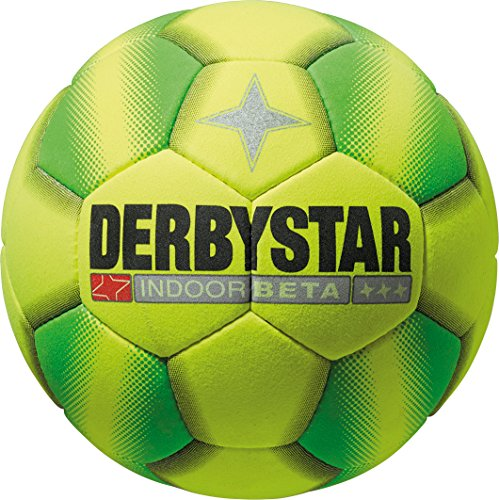 Derbystar Indoor Beta, 5, gelb grün, 1054500540