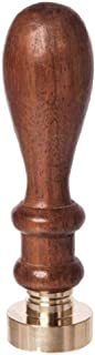 Personalisiertes Siegelstempel, 2 Initialen  Lovebirds   Design W5 (38mm) B07MYJ8SXX  Billig ideal