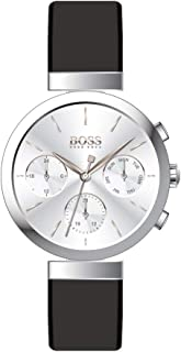Hugo Boss Casual, chronograph Women's Watch, Black - 1502528