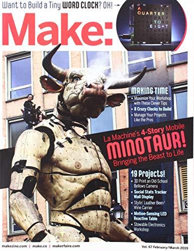 Make: Volume 67