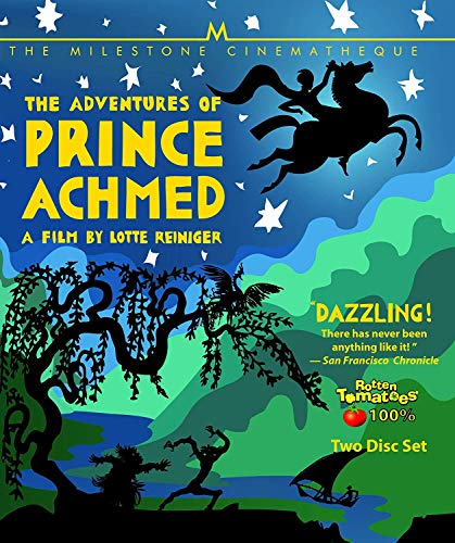 The Adventures of Prince Achmed [Blu-ray]