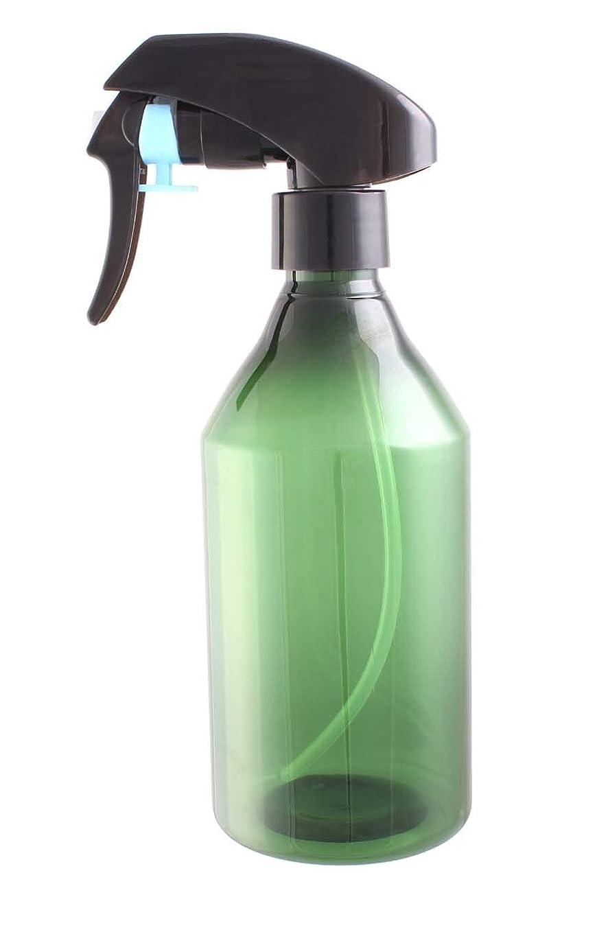独裁者ゴールデンスーツケースヘアサロン用プラスチック製スプレーボトル (2パック)