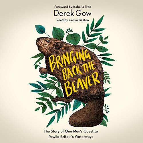 Bringing Back the Beaver cover art