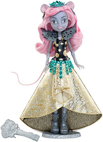 Monster High - CHW61 - Poupée - Madison Mouse - Guest Star Boo York Boo York