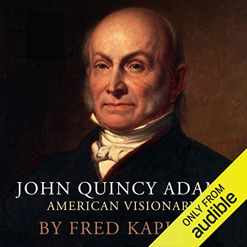 John Quincy Adams cover art