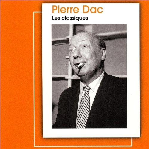 Couverture de Les classiques de Pierre Dac