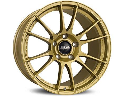 OZ Ultraleggera Hlt Race Gold 9.5x19 ET18 5x120 Llantas de Aleación