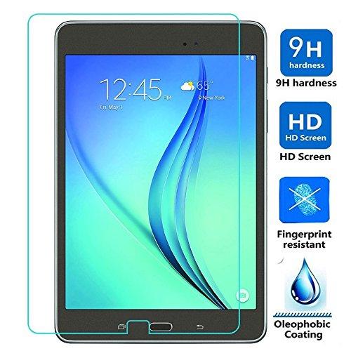 Lobwerk Schutzglas Folie für Samsung Galaxy Tab E SM-T560 T561 9.6 Zoll Tablet Bildschirm Schutz 9H Schutzglas
